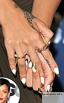 9 Bedste Hollywood Celebrity Nail Art Designs